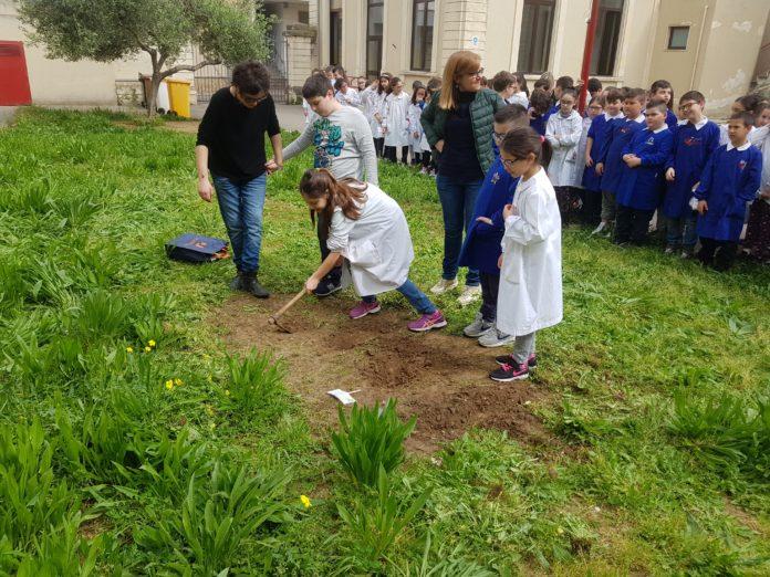 San Pietro Vernotico: campagna di sensibilizzazione ambientale di Monteco nelle scuole